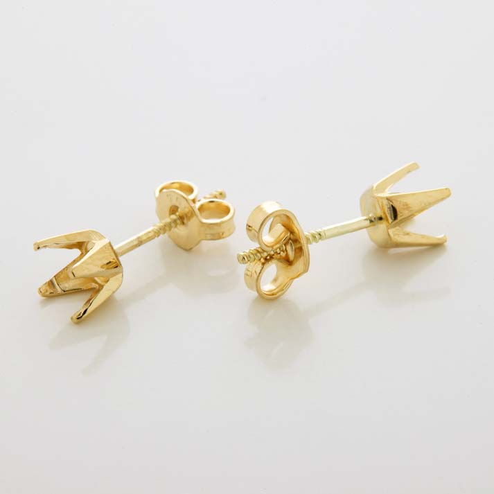 Four Claw Regal Studs